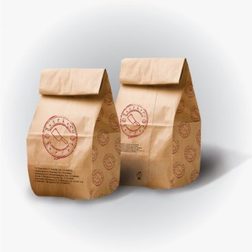 delivery paper bag